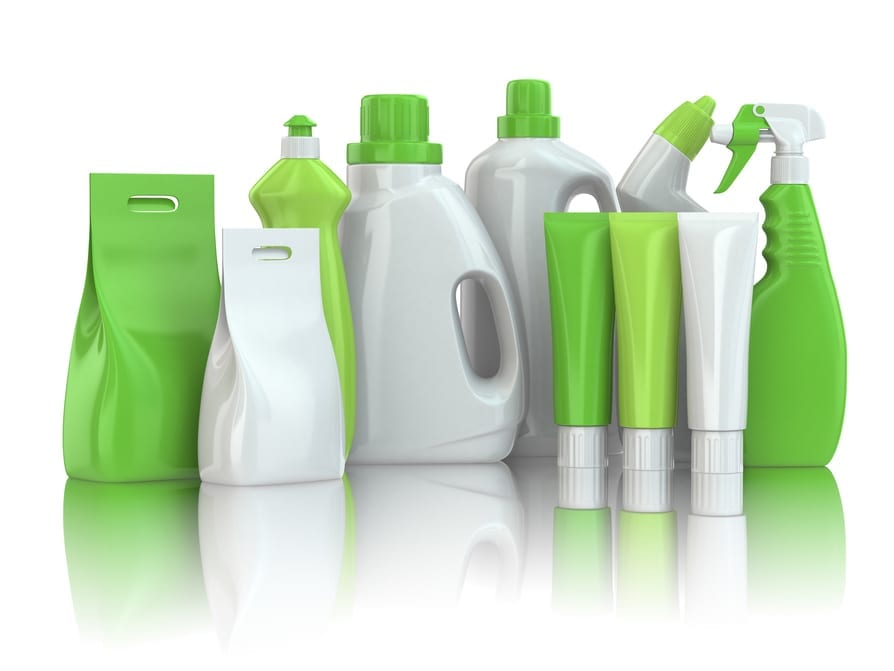 Allied Cleaning Services Green eco-friendly cleaning products